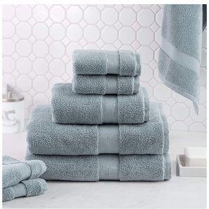 Other - Premium 100% Cotton 8 Piece Towel Set 450 GSM